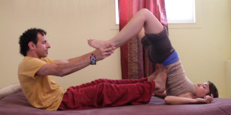 Barefoot Massage