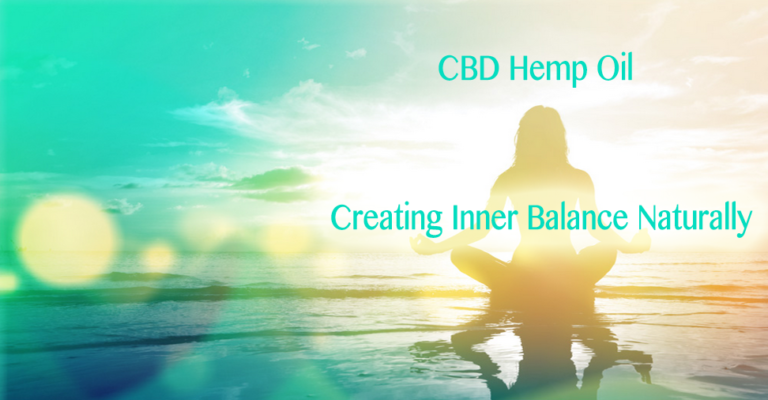 CBD Oil Creating Inner Balance